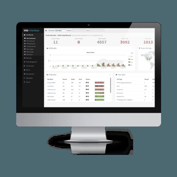 Hawkeye – network performance monitoring